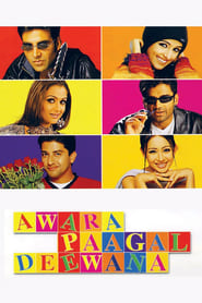 Awara Paagal Deewana 2002 Hindi Movie AMZN WebRip 400mb 480p 1.3GB 720p 4GB 11GB 1080p