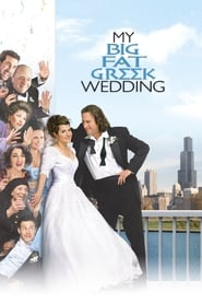 Poster for My Big Fat Greek Wedding