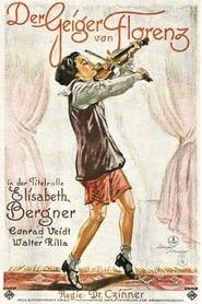 Der Geiger von Florenz 1926