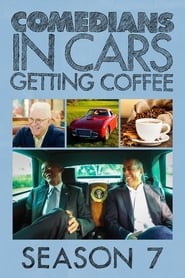 Comedians in Cars Getting Coffee: Season 7