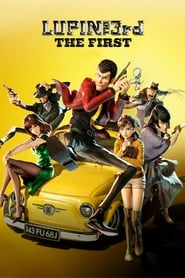 Poster Lupin the 3rd: The First 2019