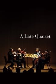 Poster for A Late Quartet