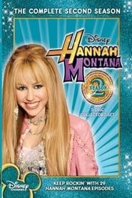 Hannah Montana - Season 2 poster
