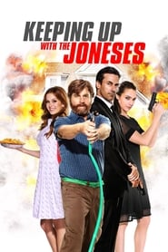Poster Keeping Up with the Joneses 2016