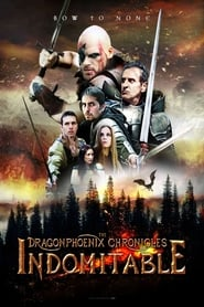 The Dragonphoenix Chronicles: Indomitable poster