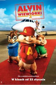 Alvin i wiewiórki 2 (2009) Zalukaj Online Cały Film Lektor PL