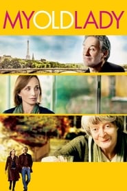 Poster My Old Lady 2014