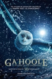 Ga Hoole La leyenda de los guardianes (2010) | Legend of the Guardians: The Owls of