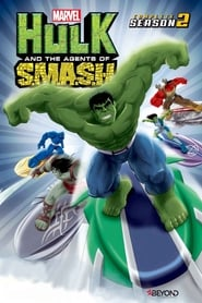 Marvel's Hulk and the Agents of S.M.A.S.H: Season 2