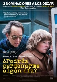 ¿Podrás perdonarme?(Can You Ever Forgive Me?)