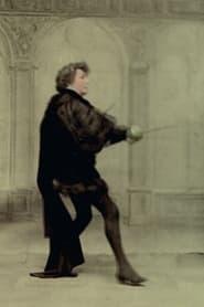 Hamlet. William Shakespeare. Scène du duel jouée par Mme Sarah Bernhardt, M. Pierre Magnier et Mlle Suzanne Seylor 1900