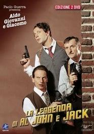 Poster The Legend of Al, John and Jack 2002