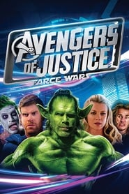 Poster Avengers of Justice: Farce Wars 2018