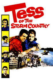 Poster Tess of the Storm Country 1960