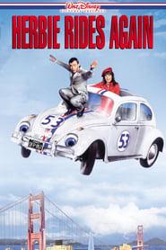 Poster Herbie Rides Again 1974