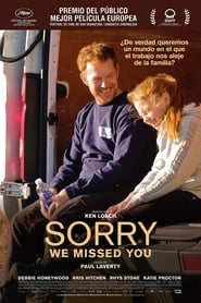 Imagen Sorry We Missed You (MKV) Español Torrent