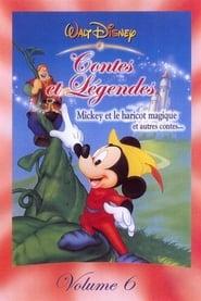Contes et légendes, Volume 6 : Mickey et le Haricot Magique et autres contes…