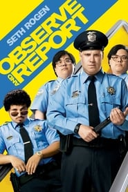 Poster for Observe and Report