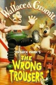 Poster for The Wrong Trousers