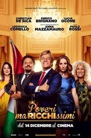 Poster Poveri ma ricchissimi 2017
