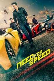 Need for Speed en cartelera