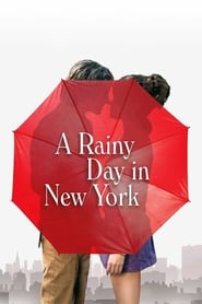 Poster for A Rainy Day in New York