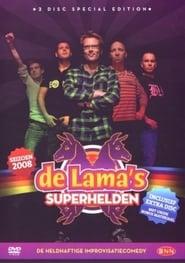 De Lama's - Superhelden