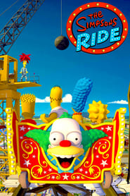 Poster The Simpsons Ride 2008