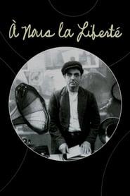 DVD cover image for A nous la liberté