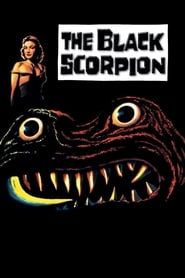 Poster The Black Scorpion 1957
