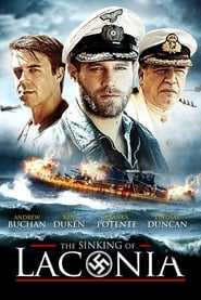 Poster The Sinking of the Laconia 2011