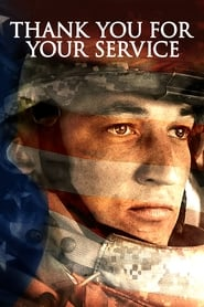 Thank You for Your Service (Marcas de Guerra) Poster