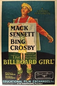Billboard Girl 1932