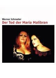 The Death of Maria Malibran