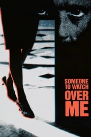 Poster for Someone to Watch Over Me