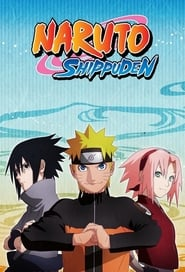 Poster Naruto Shippūden - Season 16 Episode 354 : Their Own Paths 2017
