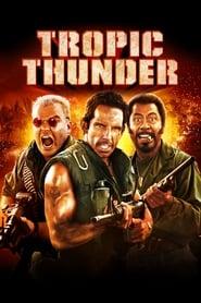 Poster Tropic Thunder 2008