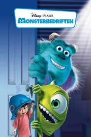 Monsterbedriften – Monsters, Inc. (2001)
