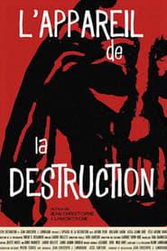 L'appareil de la Destruction 2015
