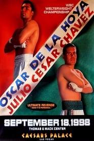 De La Hoya vs. Chavez II 1998
