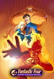 مشاهدة مسلسل Fantastic Four: World's Greatest Heroes مترجم أون لاين بجودة عالية