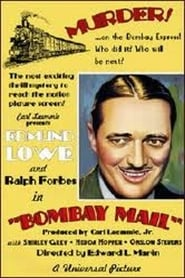 Bombay Mail plakat
