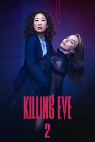 Killing Eve - Season 2 poster