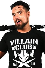 Marty Scurll Headshot
