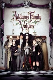 Addams Family Values plakat