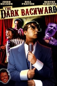 Poster The Dark Backward 1991
