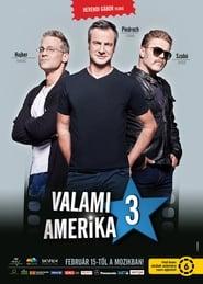 Poster Valami Amerika 3 2018