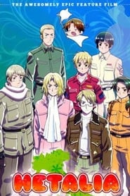 Hetalia: Axis Powers: Paint It, White!