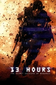 Poster for 13 Hours: The Secret Soldiers of Benghazi