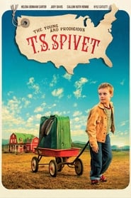 Poster for The Young and Prodigious T.S. Spivet